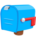 Closed Mailbox With Lowered Flag on Messenger 1.0