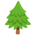 Evergreen Tree on Messenger 1.0