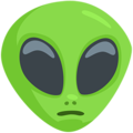 Alien on Messenger 1.0