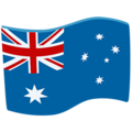 Flag: Australia on Messenger 1.0