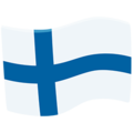 Flag: Finland on Messenger 1.0