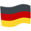 Flag: Germany on Messenger 1.0