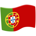Flag: Portugal on Messenger 1.0