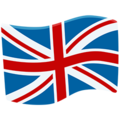Flag: United Kingdom on Messenger 1.0