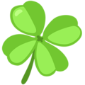 Four Leaf Clover on Messenger 1.0