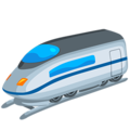 High-Speed Train on Messenger 1.0