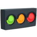 Horizontal Traffic Light on Messenger 1.0