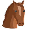 Horse Face on Messenger 1.0