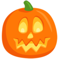 Jack-O-Lantern on Messenger 1.0