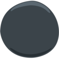 Black Circle on Messenger 1.0