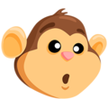 Monkey Face on Messenger 1.0