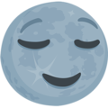 New Moon Face on Messenger 1.0