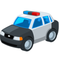 Police Car on Messenger 1.0
