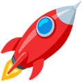 Rocket on Messenger 1.0