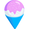 Shaved Ice on Messenger 1.0