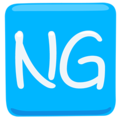 NG Button on Messenger 1.0