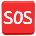 SOS Button on Messenger 1.0