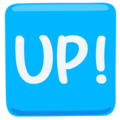 Up! Button on Messenger 1.0