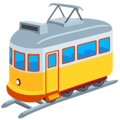 Tram Car on Messenger 1.0