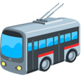 Trolleybus on Messenger 1.0