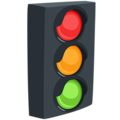Vertical Traffic Light on Messenger 1.0