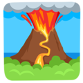Volcano on Messenger 1.0