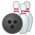 Bowling on Google Android 9.0