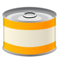 Canned Food on Google Android 9.0