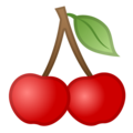 Cherries on Google Android 9.0
