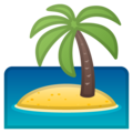 Desert Island on Google Android 9.0