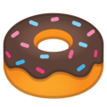 Doughnut on Google Android 9.0