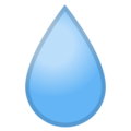 Droplet on Google Android 9.0