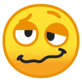 Woozy Face on Google Android 9.0