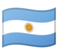 Argentina on Google Android 9.0