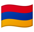 Flag: Armenia on Google Android 9.0