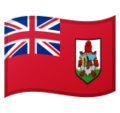 Flag: Bermuda on Google Android 9.0