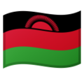 Flag: Malawi on Google Android 9.0