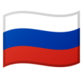 Flag: Russia on Google Android 9.0