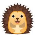 Hedgehog on Google Android 9.0