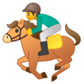 Horse Racing on Google Android 9.0