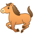 Horse on Google Android 9.0
