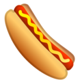 Hot Dog on Google Android 9.0