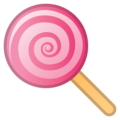 Lollipop on Google Android 9.0