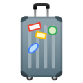 Luggage on Google Android 9.0