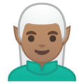Man Elf: Medium Skin Tone on Google Android 9.0