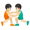 Men Wrestling, Type-1-2 on Google Android 9.0