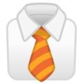 Necktie on Google Android 9.0