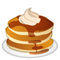 Pancakes on Google Android 9.0