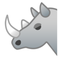 Rhinoceros on Google Android 9.0