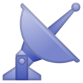 Satellite Antenna on Google Android 9.0
